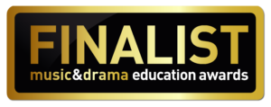 NSSO M&Drama Award Nomination logo