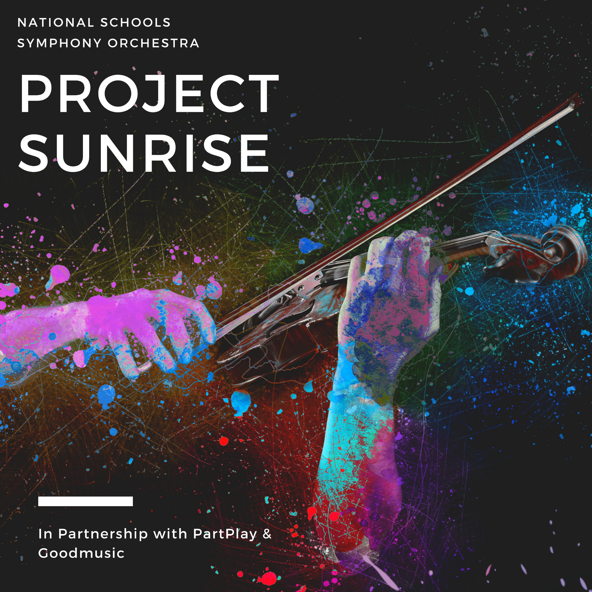 Project Sunrise virtual performance