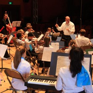 About the National Schools Symphony Orchestra