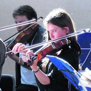 National Schools Symphony Orchestra Bursaries