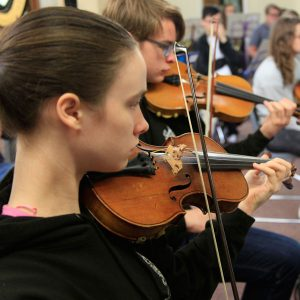 The National Schools Symphony Orchestra