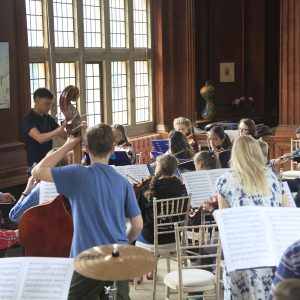 National Schools Symphony Orchestra Sinfonia
